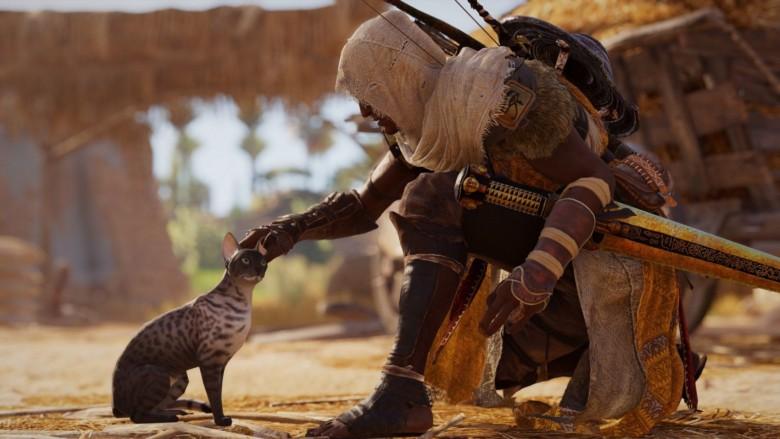 Байек из Assassin's Creed Origins займется разработкой игр