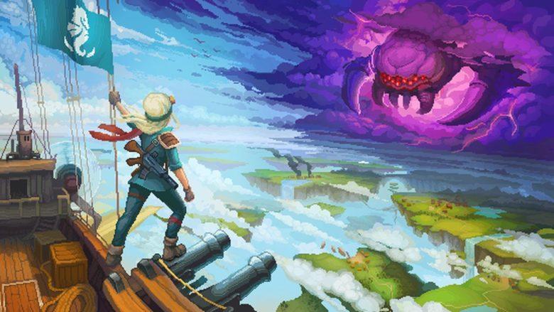 Стартовало публичное тестирование игры в жанре «скайпанк» Black Skylands
