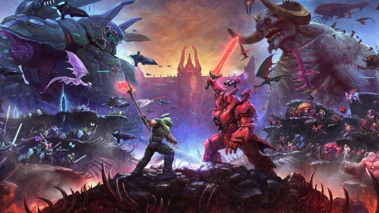 Обзор DOOM Eternal: The Ancient Gods - Part Two