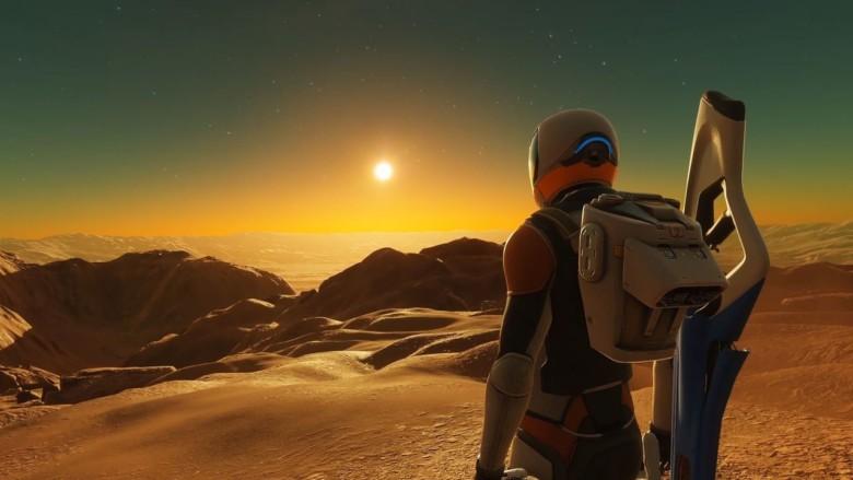 Новый геймплей Elite Dangerous: Odyssey