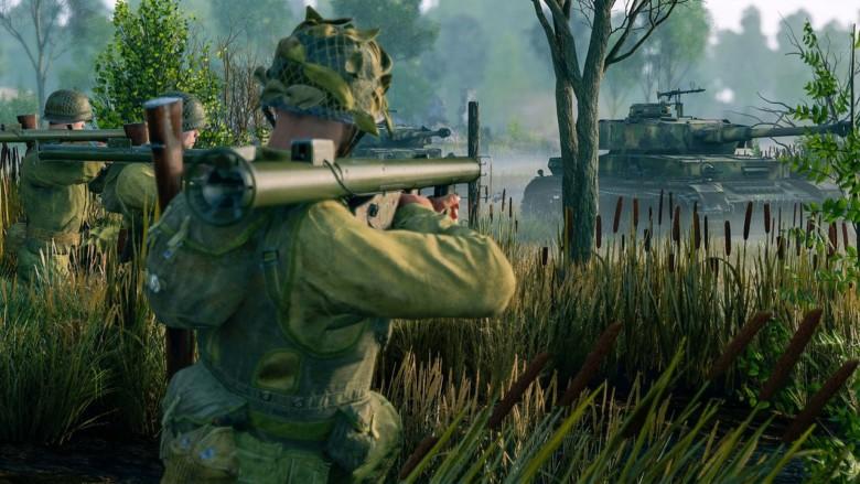 В Enlisted началось «Вторжение в Нормандию»