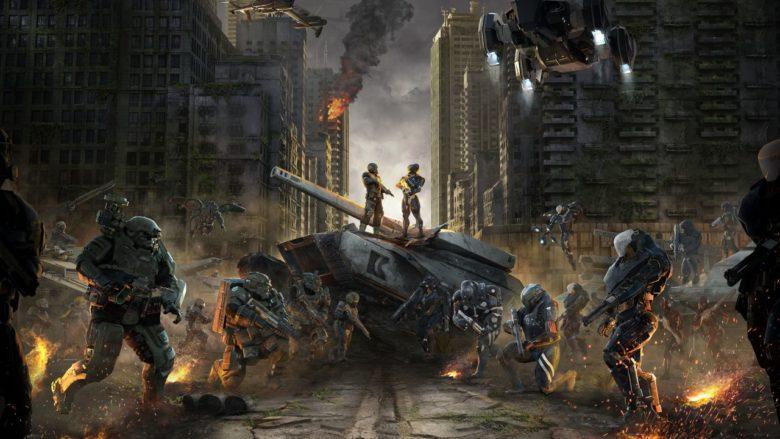 Гибрид стратегии и шутера Eximius: Seize the Frontline покинул ранний доступ