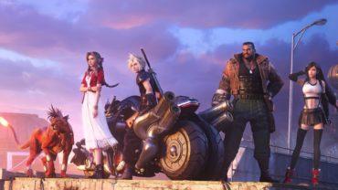 Опубликовано видеосравнение Final Fantasy VII Remake для PS4 и PS5