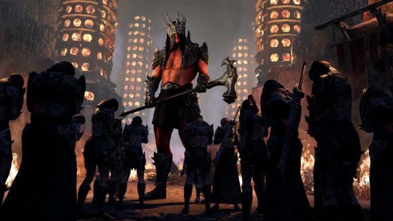 В The Elder Scrolls Online зажегся «Огонь амбиций»