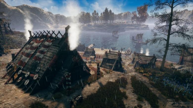Стратегия Frozenheim отправит игроков в земли древней Скандинавии
