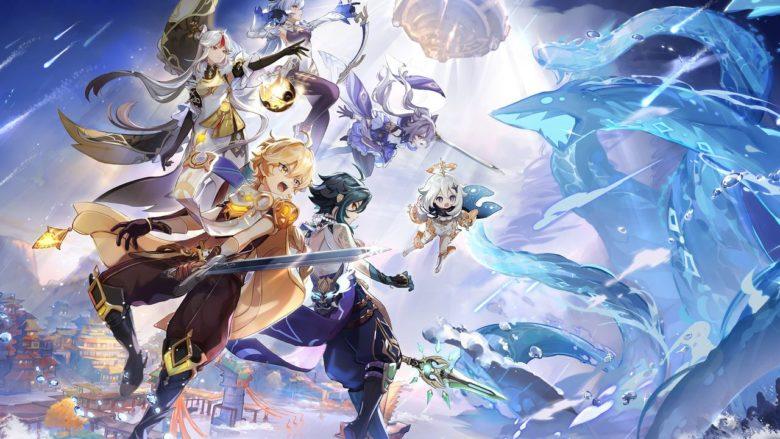 Нативная версия Genshin Impact скоро выйдет на PS5