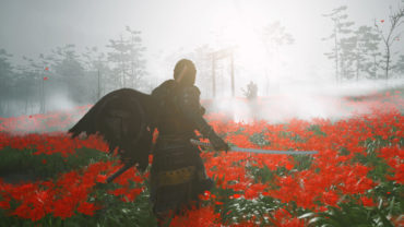 Sony снимет фильм по мотивам Ghost of Tsushima