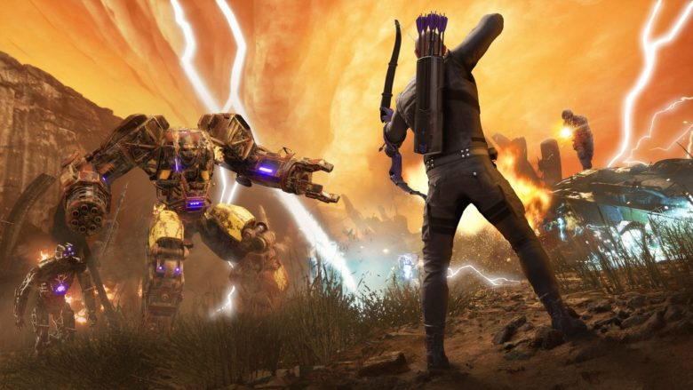 Marvel's Avengers получила апдейт для PlayStation 5 и Xbox Series X|S