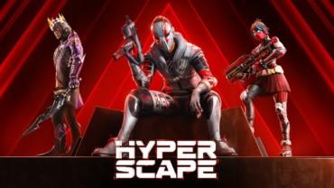 Третий сезон Hyper Scape стартует уже сегодня