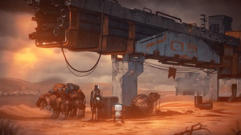 Роботы и постапокалипсис: Состоялся анонс приключения Life of Delta