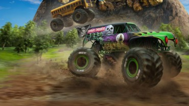 Monster Jam Steel Titans 2 уже в продаже