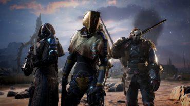 Outriders выйдет в Xbox Game Pass в день релиза