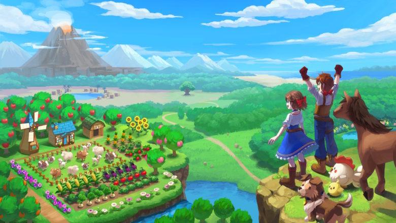 Обзор Harvest Moon: One World (Switch)