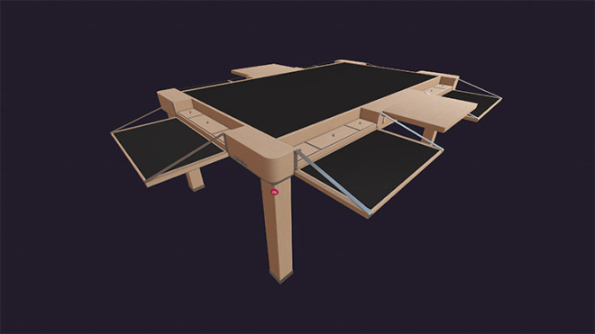 The Chimera Table