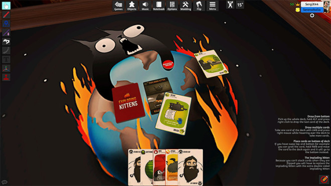 Exploding Kittens + Expansions