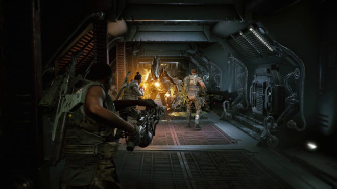 Aliens: Fireteam – все, что известно об игре