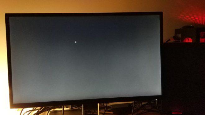 Как избавиться от засветки на мониторе или телевизоре?