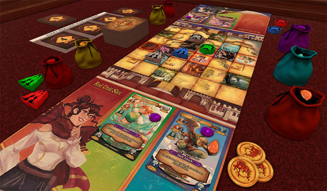 Anna's Roundtable – The FE Board Game