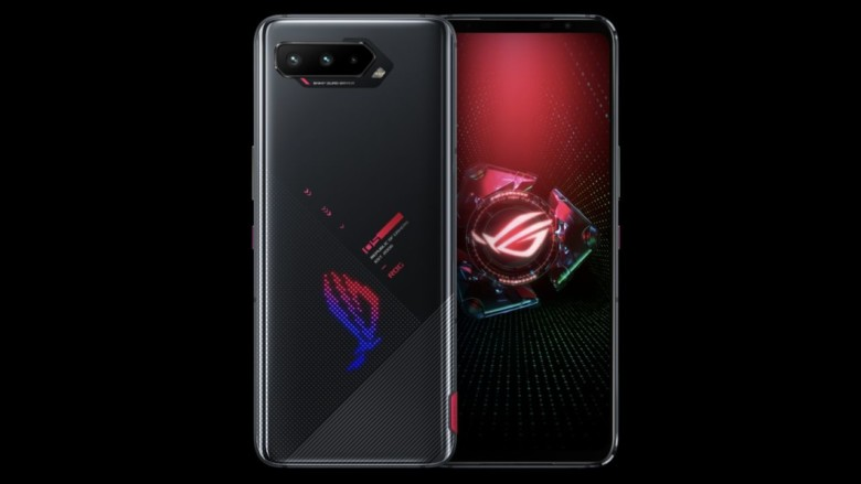 ASUS анонсировала линейку игровых смартфонов ROG Phone 5