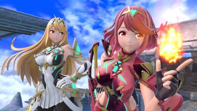 Новый боец «два в одном» уже доступен в Super Smash Bros. Ultimate