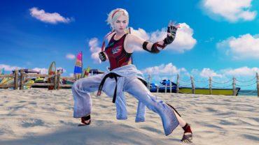 Список бойцов Tekken 7 пополнит мастер карате Лидия