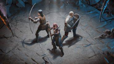 Анонсирована пошаговая RPG The Hand of Merlin от создателей серии Serious Sam