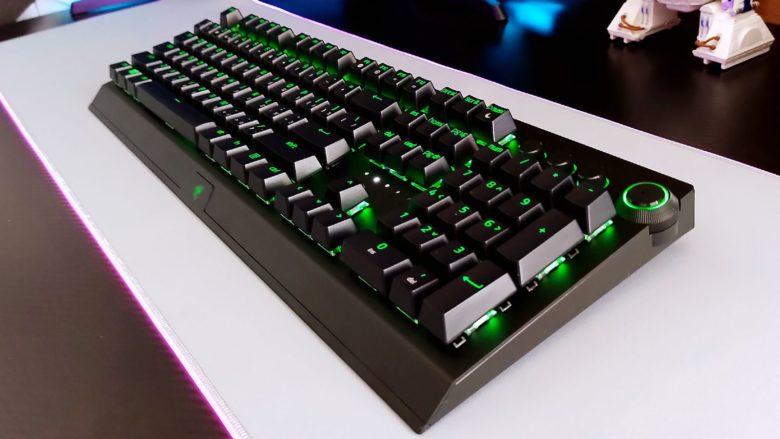 Обзор беспроводной механической клавиатуры Razer BlackWidow V3 Pro