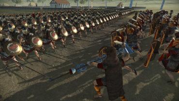 Total War: Rome Remastered выйдет в апреле