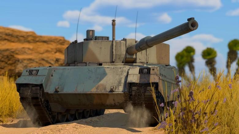 В War Thunder прибыла южноафриканская бронетехника