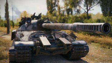 World of Tanks отправляет игроков в Антарктику