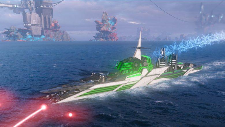 В World of Warships начинается «Большая охота»