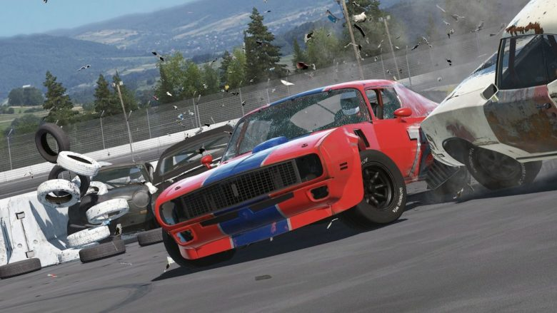 Wreckfest отправится на PS5 в июне