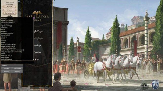 Гайд Imperator: Rome – консольные команды и читы