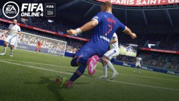 Раздаем ключи в ЗБТ FIFA Online 4