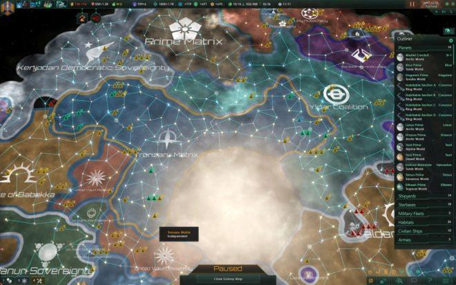 Гайд Stellaris: консольные команды и читы