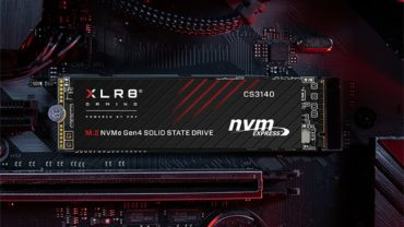 PNY выпустила сверхбыстрый NVMe SSD для игр и работы