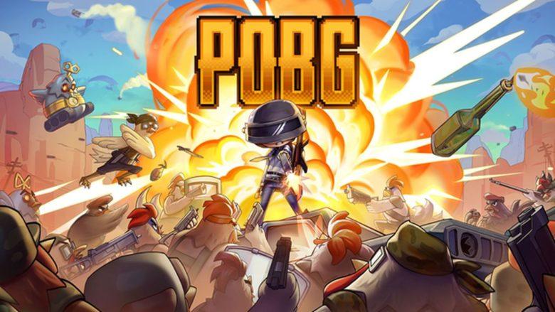 Игрокам в PUBG временно доступна игра POBG