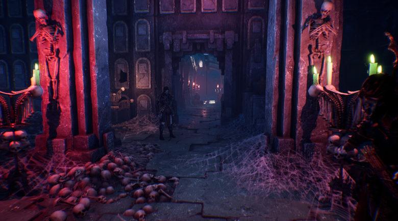 Анонсирована хардкорная action RPG Project Lilith