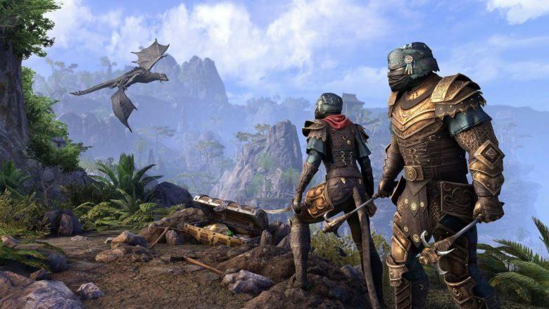 Некстген-версия The Elder Scrolls Online выйдет в июне