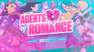 Riot Games анонсировала симулятор свиданий в мире VALORANT