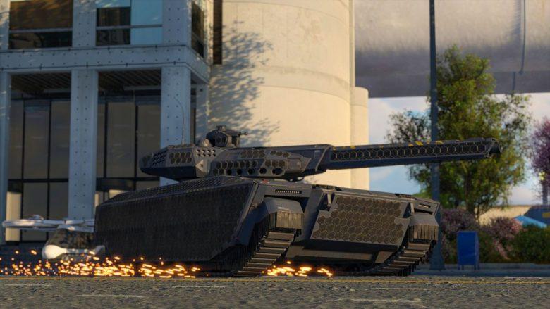 Gaijin Entertainment представила военную технику будущего в War Thunder