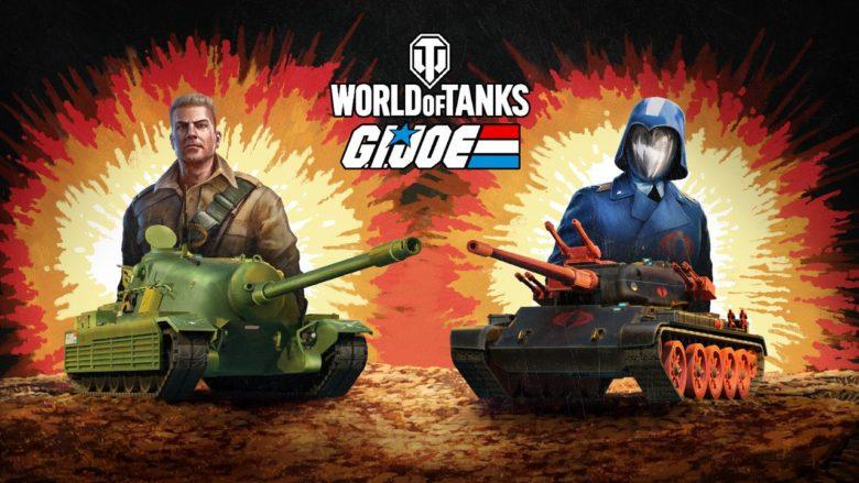 В World of Tanks стартует коллаборация с G.I. JOE