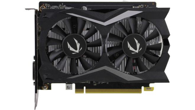 GeForce GTX 1650 SUPER Twin Fan