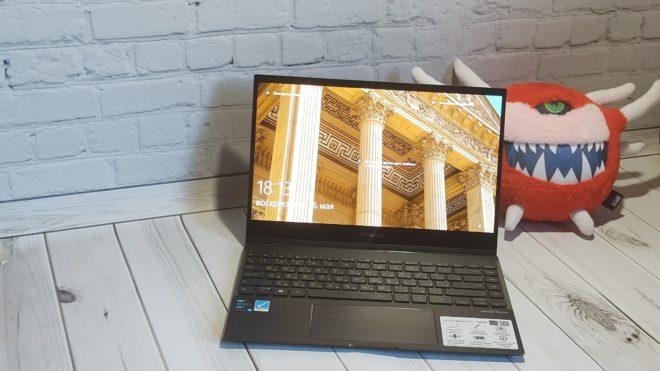 Обзор ноутбука Asus ZenBook Flip S UX371 – Лучший друг фрилансера