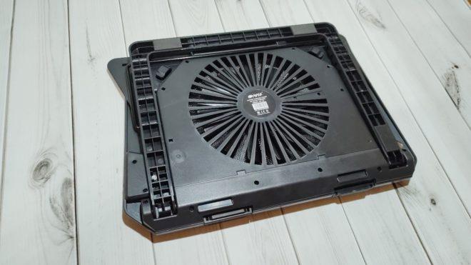 Обзор охлаждающей подставки под ноутбук HIPER СP-A4 Turbion – Скромный трудяга