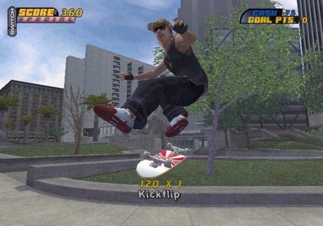 Pro Skater 4