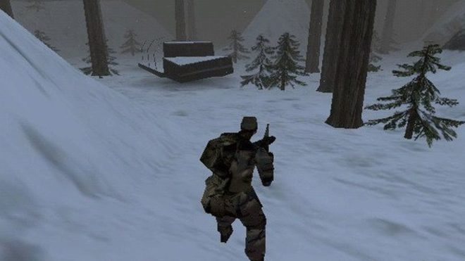 Spec Ops: Ranger Team Bravo