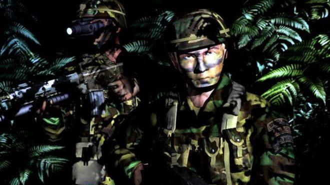 Spec Ops: Rangers Lead the Way (1998)