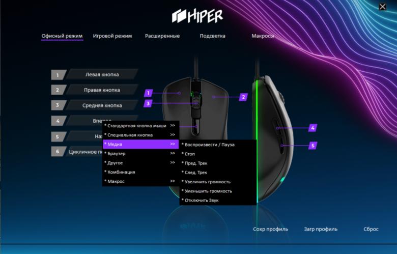 HIPER GMUS-4000 COBRA