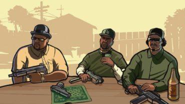 Лучшие моды на оружие для GTA: San Andreas